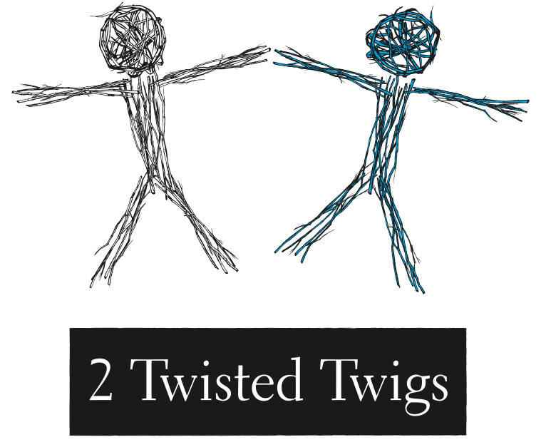 Two Twisted Twigs